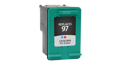 HP97 C9363WN ---COLOR (Item#642)... (INK REFILL)